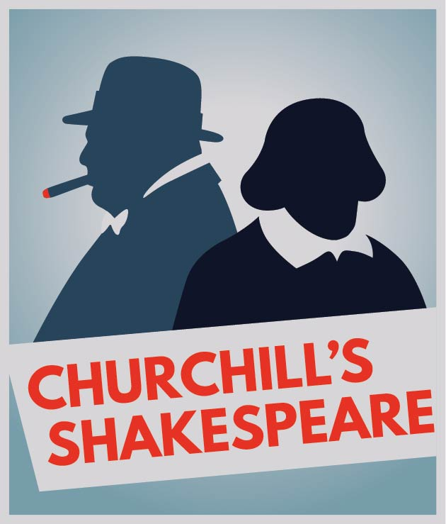 Churchill's Shakespeare exhibition at the Folger Shakespeare Library